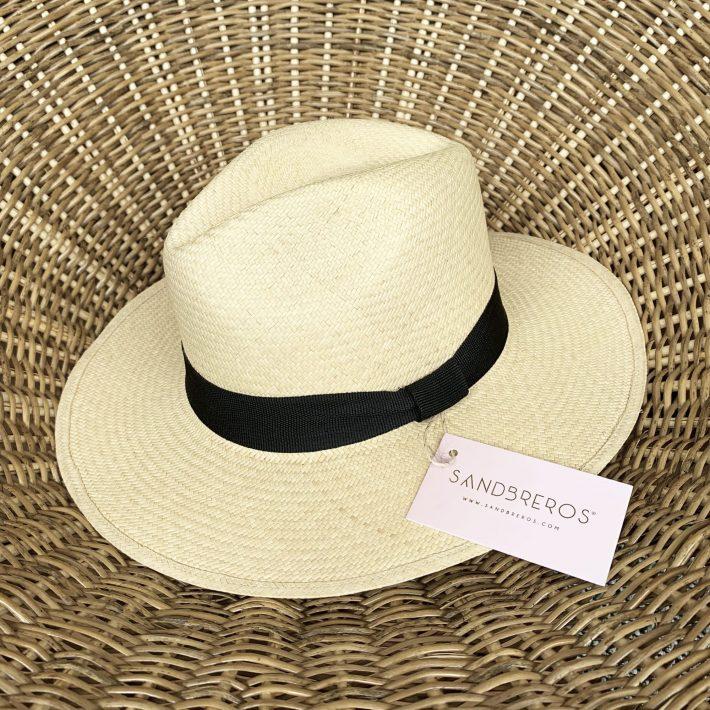 Sombrero aguadeño classy ala Larga sandbreros