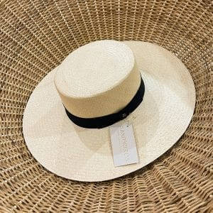 Cordobes bali sombrero de paja natural extrafina Sandbreros