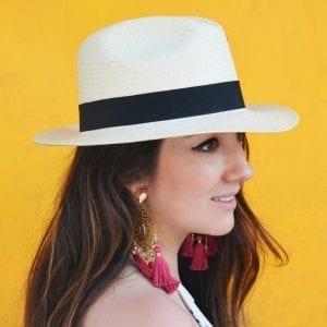 Sombrero aguadeño clásico Klack ala media Sombreros Sandbreros